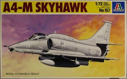 Italeri (IT157) McDD A-4M Skyhawk, 1/72