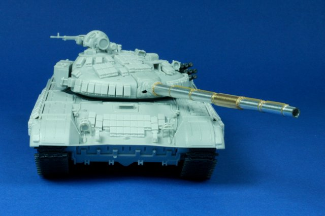 35B102, 125mm L/48 for T-72, 1/35