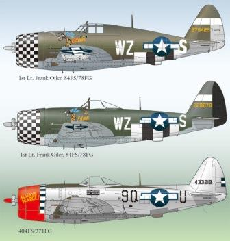 LL48-045, Republic P-47D Thunderbolt Part 7, 1/48