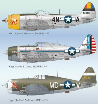 LL48-046, Republic P-47D Thunderbolt Part 8, 1/48