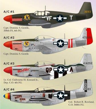 LL48-048, North American P-51, Part 4