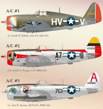 LL48-049, Republic P-47D Thunderbolt, Part 9
