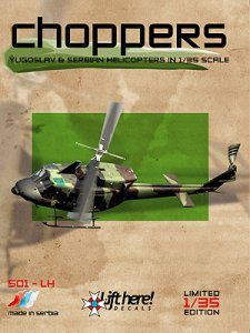 "501-LH ""Choppers"", Yugoslav & Serbian helicopters, 1/35"