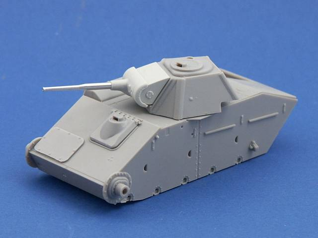 B35-056 45mm 20K Obr.42 barrel for T-70 Late, 1/35