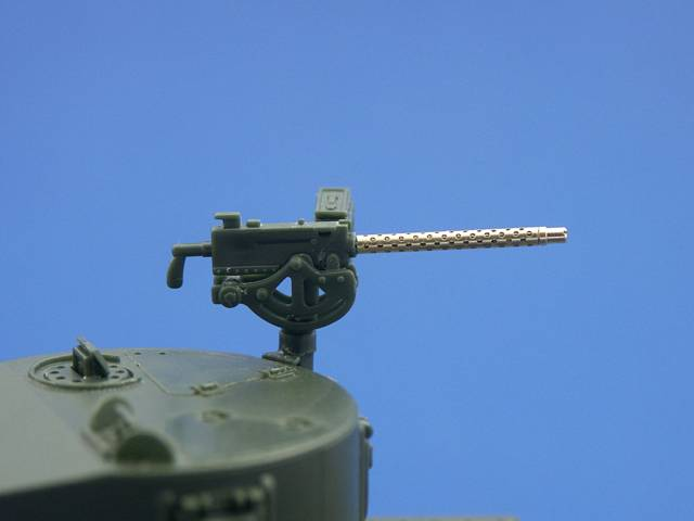 B35-064 0.30cal Browning MG barrel, 1/35