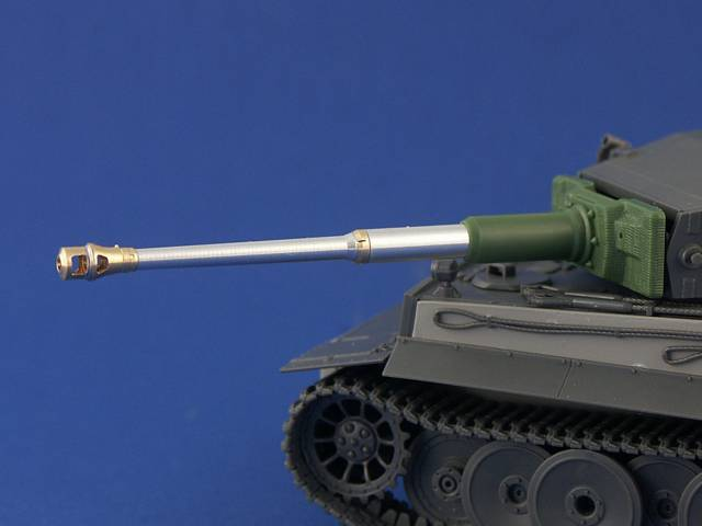 B48-002 88mm KwK 36 L/56 barrel, 1/48