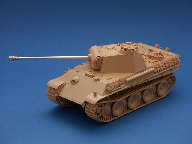 B48-007 75mm KwK 42 L/70 barrel, 1/48