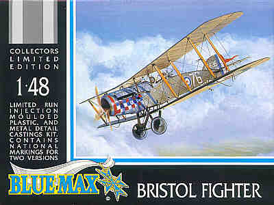 Blue Max (BM203) Bristol F.2.b Fighter, 1/48 **