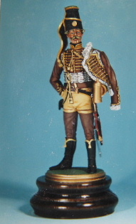 Beneito 90/02, Officer, Prussian Hussars, 90mm
