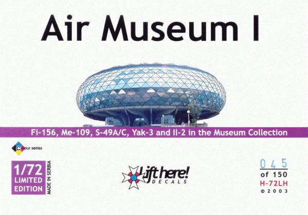 H-72LH • AIR MUSEUM I