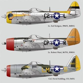 LL48-011 Republic P-47D Thunderbolt Part 4