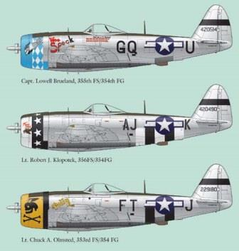 LL48-014 Republic P-47D Thunderbolt Part 5
