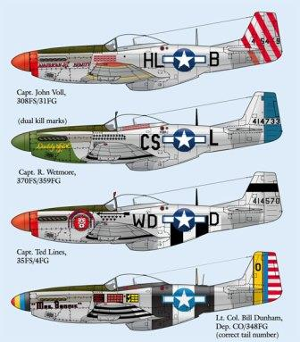 LL48-015 North American P-51 Part 1