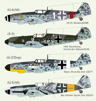 LL48-017 Messerschmitt Me-109 Part 3