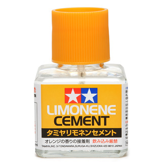 Tamiya (87113) Limonene Liquid Cement, 40ml