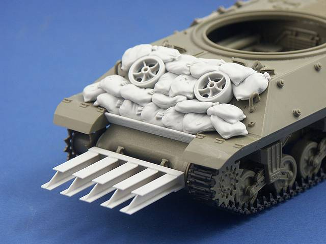 R35-013 Normandy set for M10 Tank Destroyer, 1/35