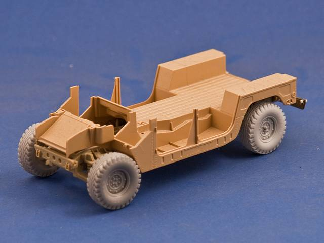 R35-043 Road Wheels for US Humvees, 1/35