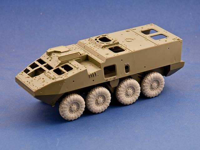 R35-050 Road Wheels for Stryker, 1/35