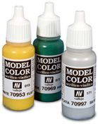 AV??? Model Colour range, 17ml