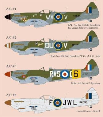 LL48-007 Supermarine Spitfire Mk.16 Part 2