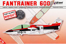 Lift Here, (LHM035), RBF Fantrainer 600, 1/72