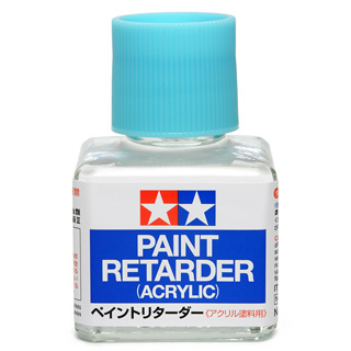 Tamiya (87114) Acrylic Paint Retarder, 40ml