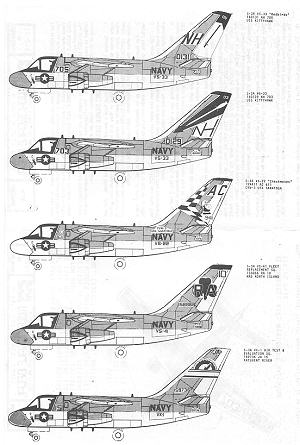 Superscale (72-0219) S-3A Vikings East & West Coast, 1/72